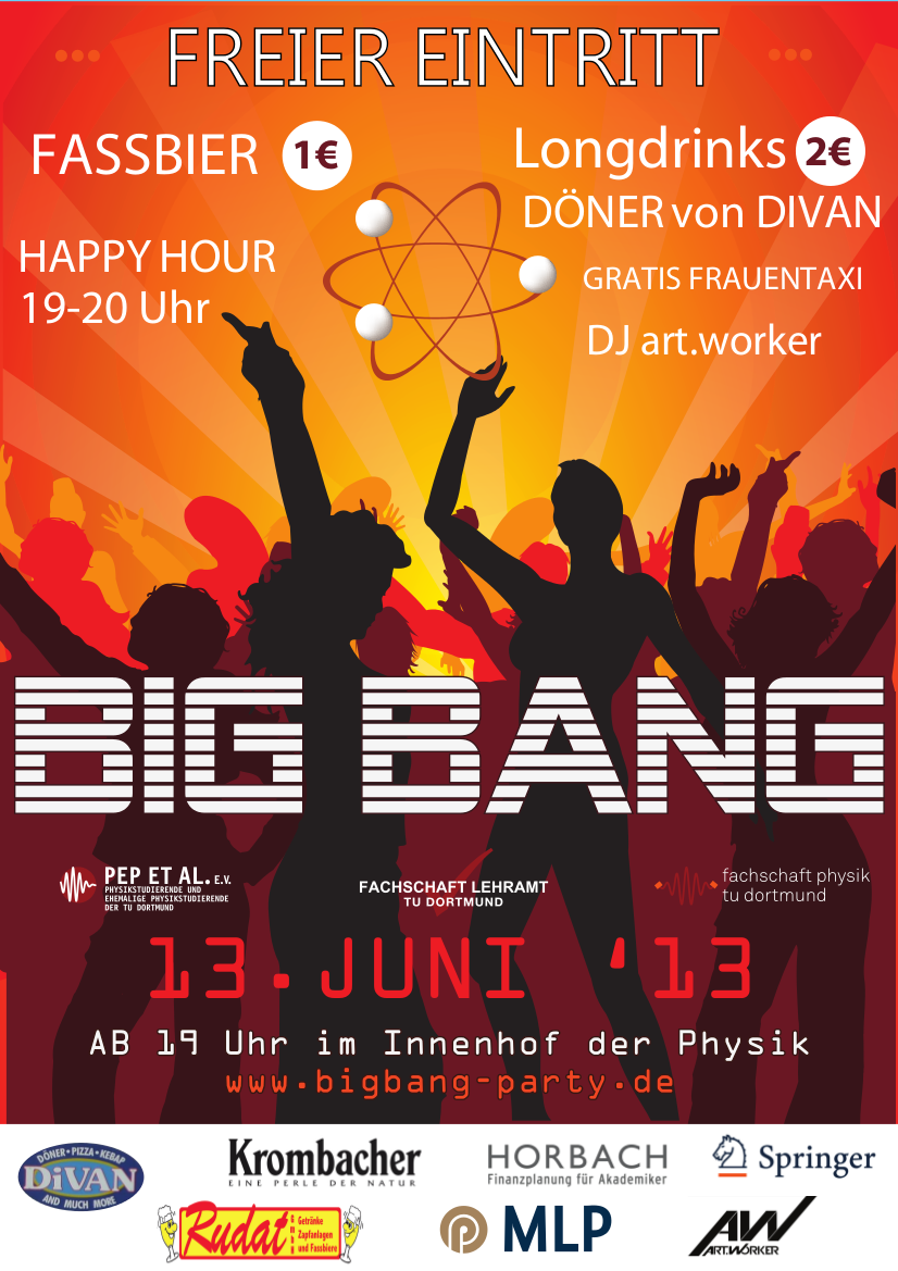Big Bang Flyer
